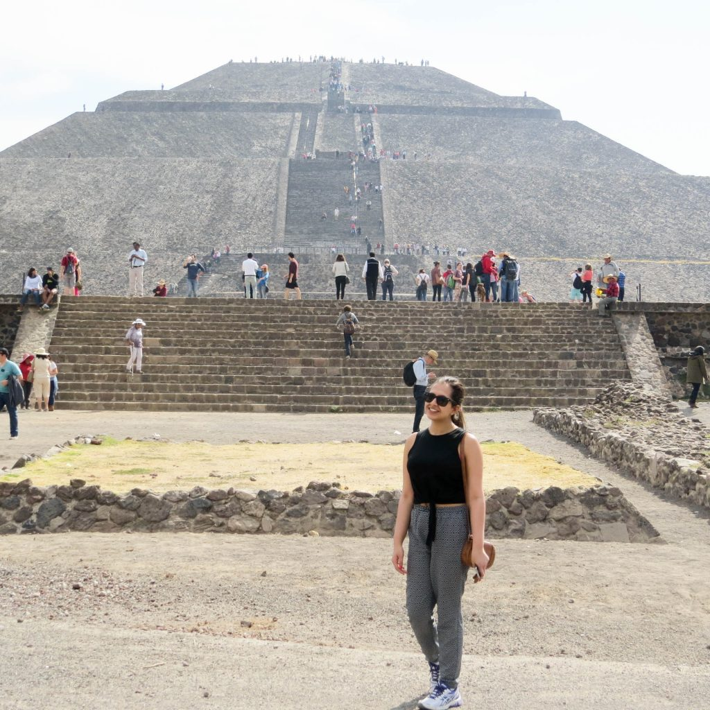 Teotihuacan pyramids - Mexico City - Lifestyle Enthusiast