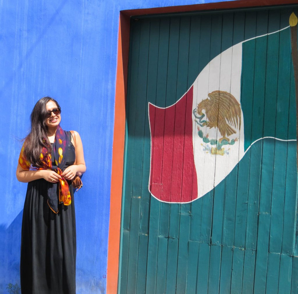 Colourful walls flag - Mexico City - Lifestyle Enthusiast