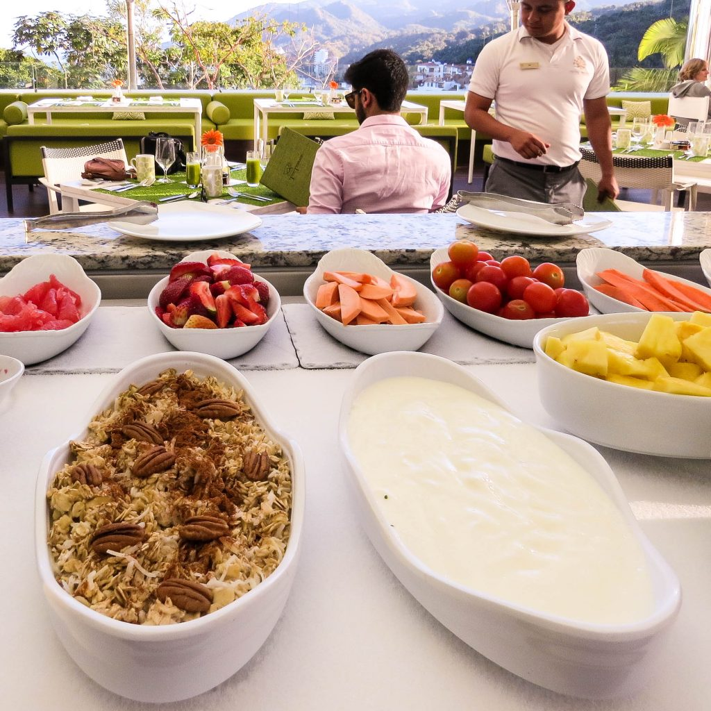 Hotel Mousai breakfast buffet - Lifestyle Enthusiast
