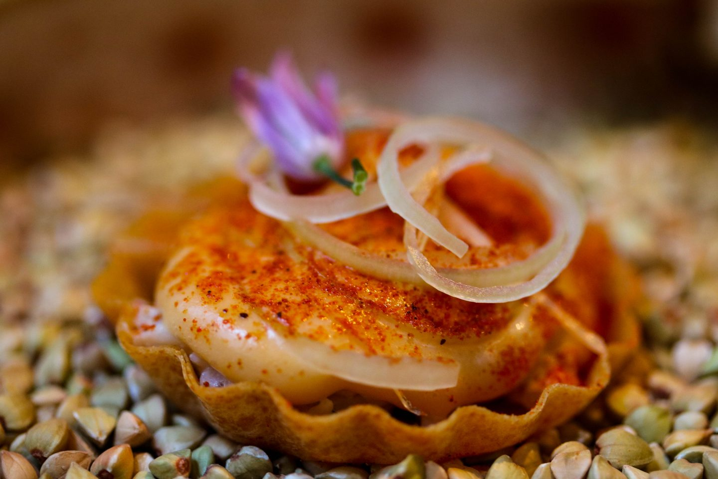 Spider Crab Tart _ Clove Club _ Lifestyle Enthusiast Blog