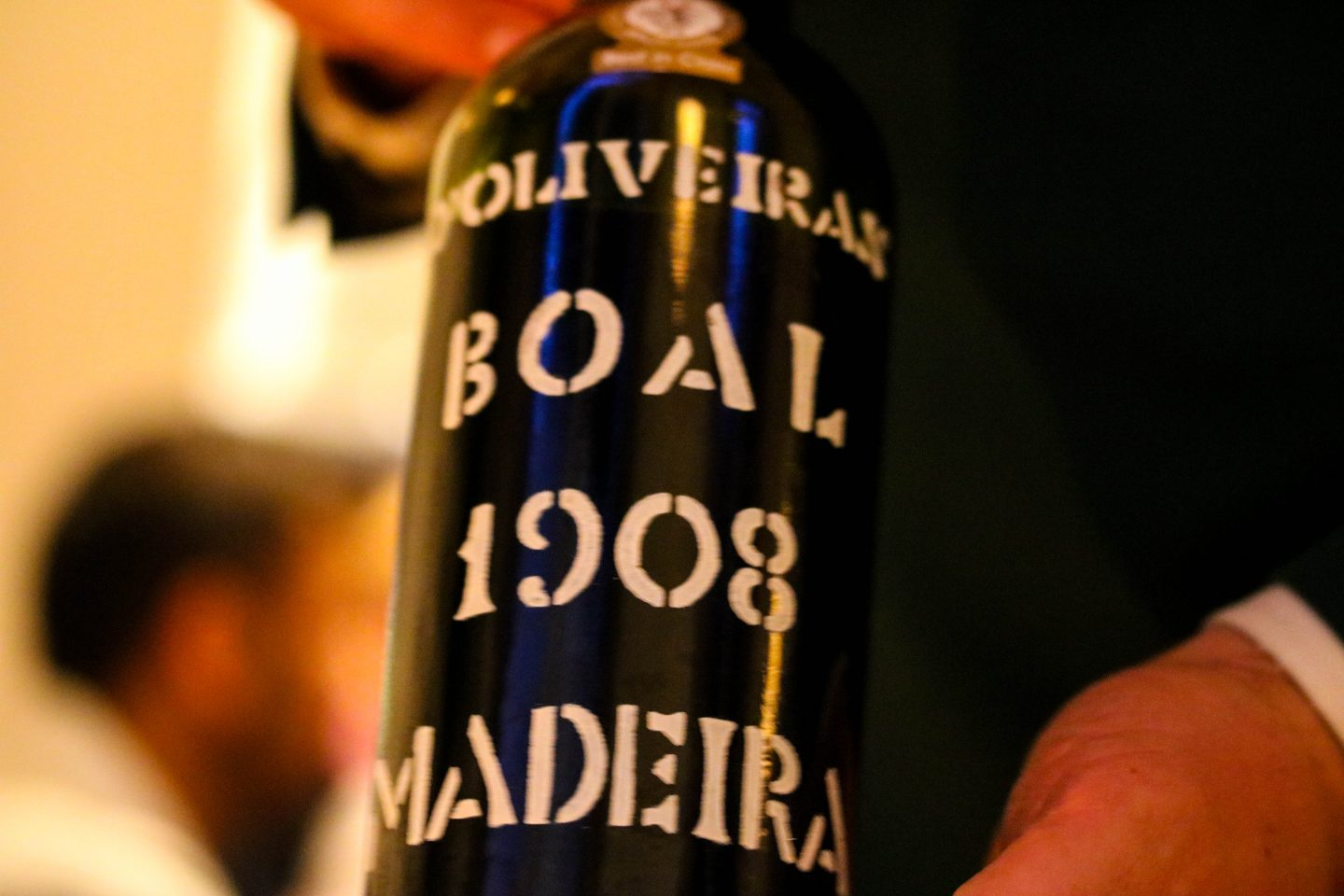 Bottle of Madeira from 1908 _ Clove Club _ Lifestyle Enthusiast Blog Review