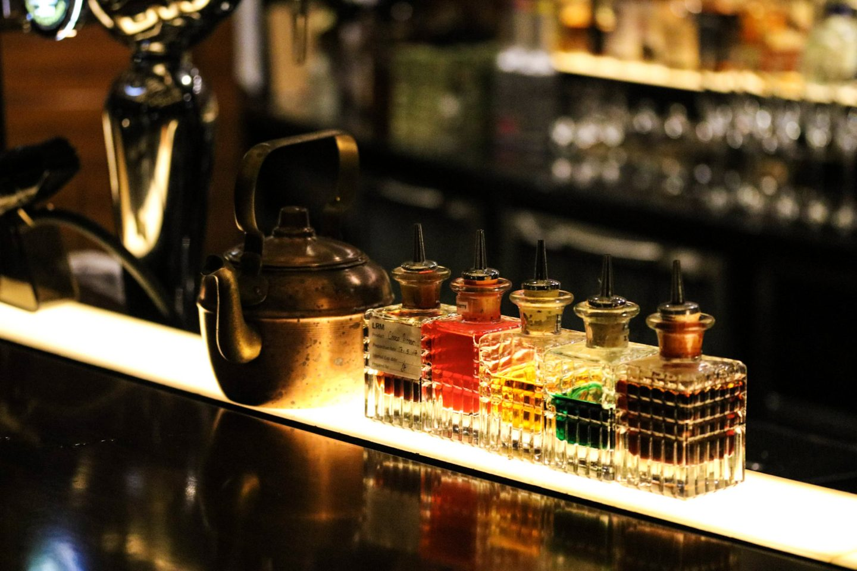 Zengo Le Royal Meridien Dubai Bar Decor - Lifestyle Enthusiast blog