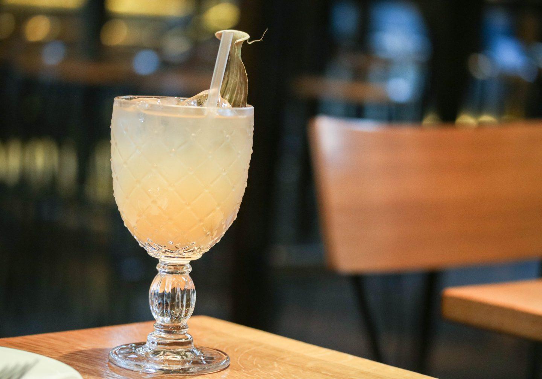Kovalam Beach Juice - Chai Ki - Brunch Canary Wharf on the Lifestyle Enthusiast Blog