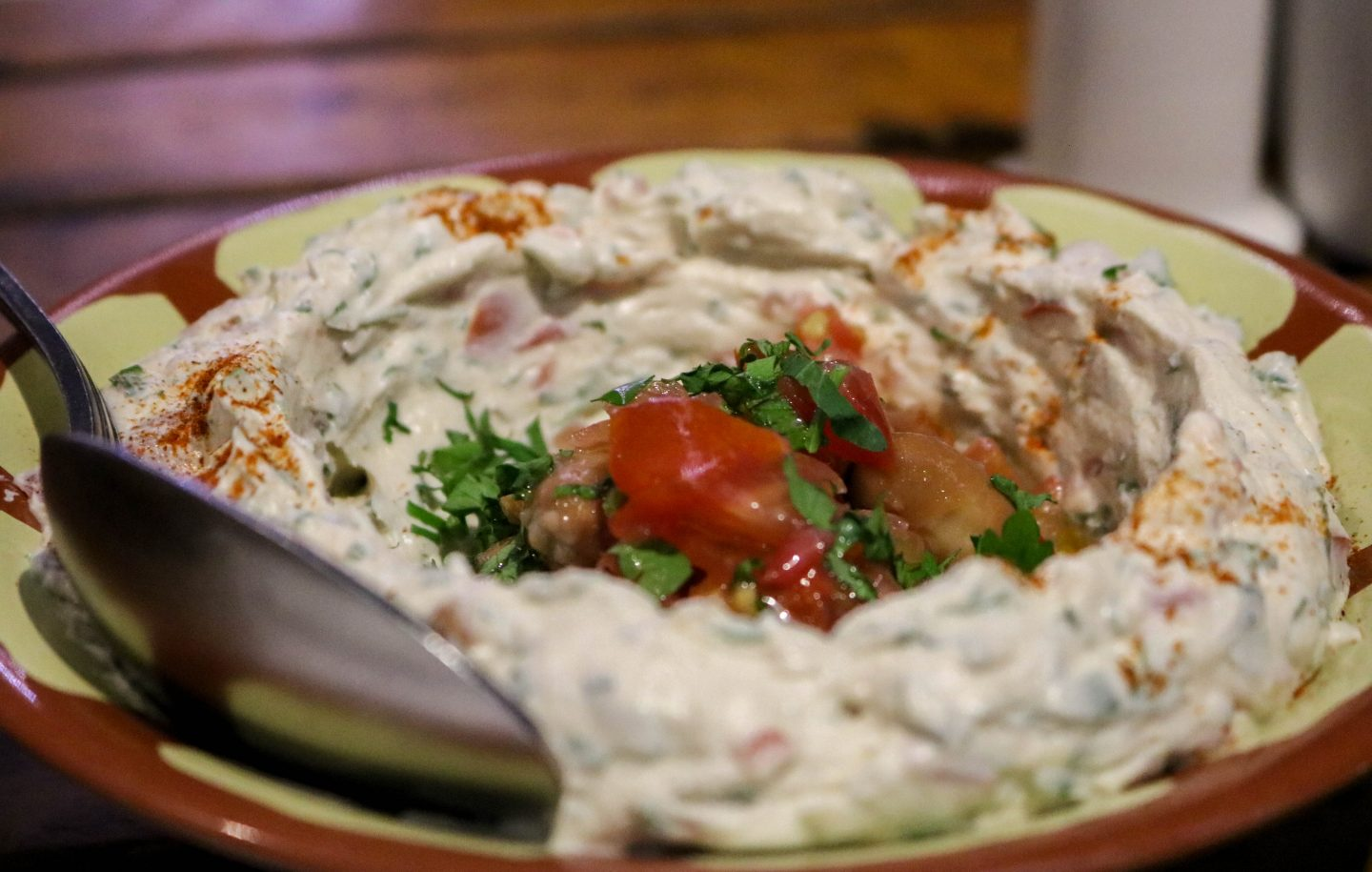 Hummus Beiruti Mezza House - Top 10 Things to do in Dubai - The Lifestyle Enthusiast Blog