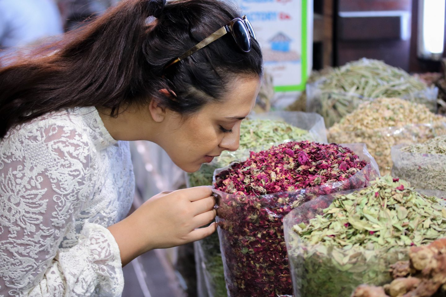 Spice souks - Top 10 Things to do in Dubai - The Lifestyle Enthusiast Blog