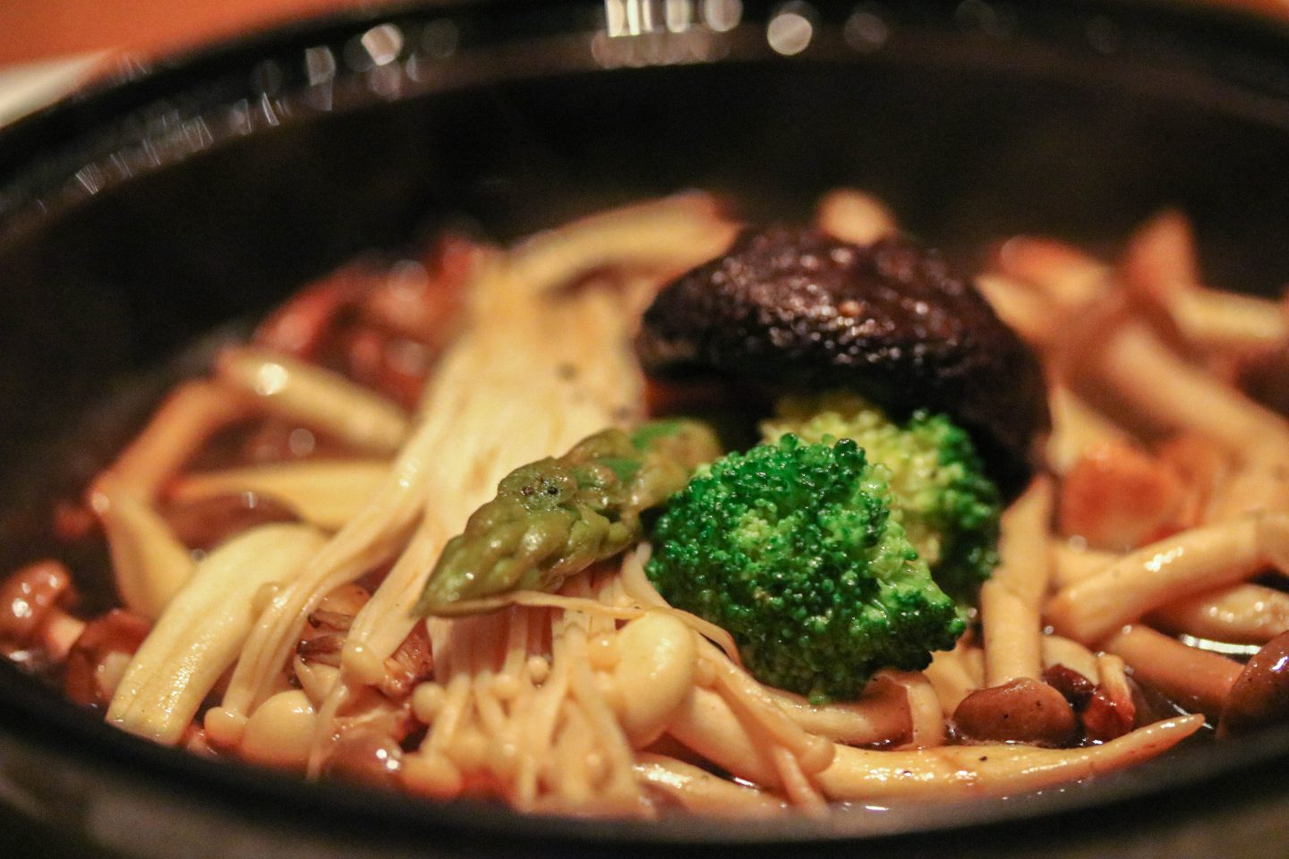Nobu Dubai Mushroom Toban Yaki _ Lifestyle Enthusiast blog