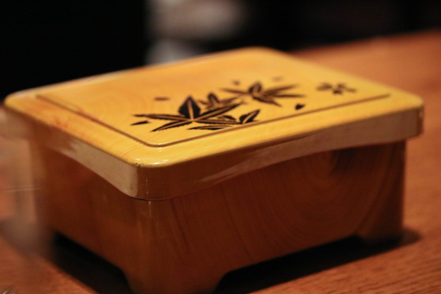 Nobu Dubai Chocolate Bento Box _ Lifestyle Enthusiast blog