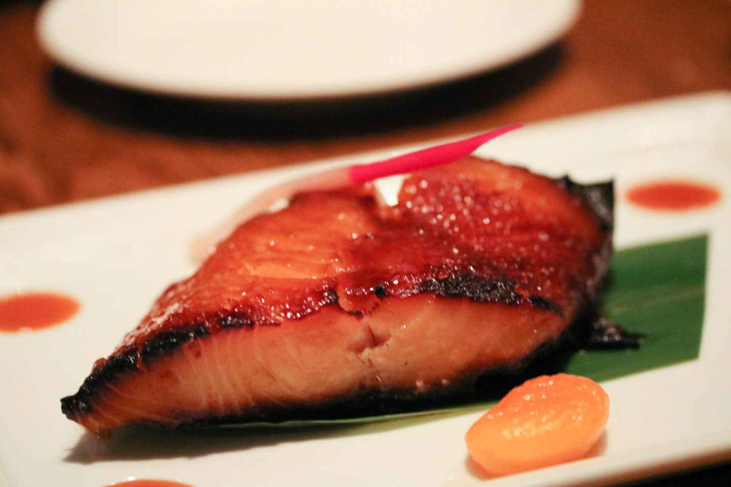 Nobu Black Cod _ Lifestyle Enthusiast blog
