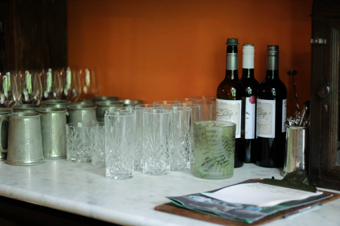 Ballyvolane House_Country Retreat in County Cork Ireland_ Honest bar wines