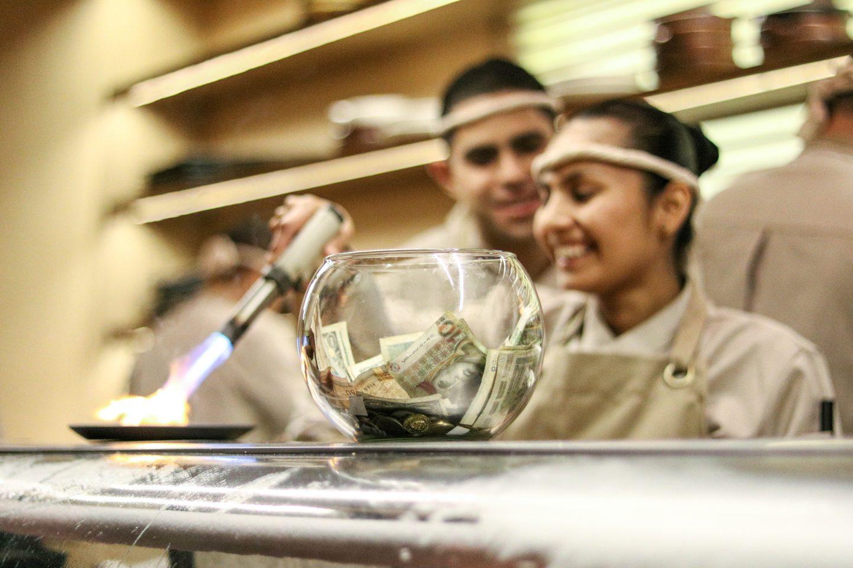Osaka Lima Peru Chefs Bar