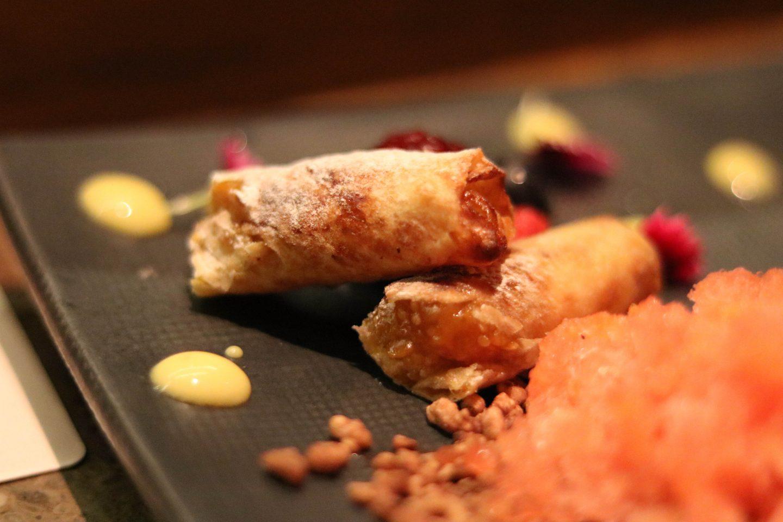 Osaka Lima Peru Dessert Platter Kari Kari Sour